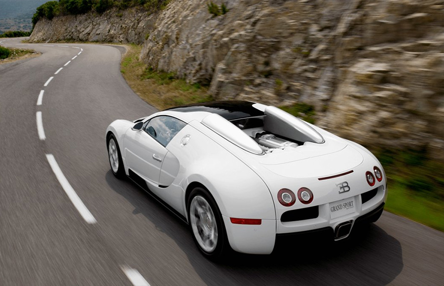 Bugatti Veyron Hyper Sports Car 5