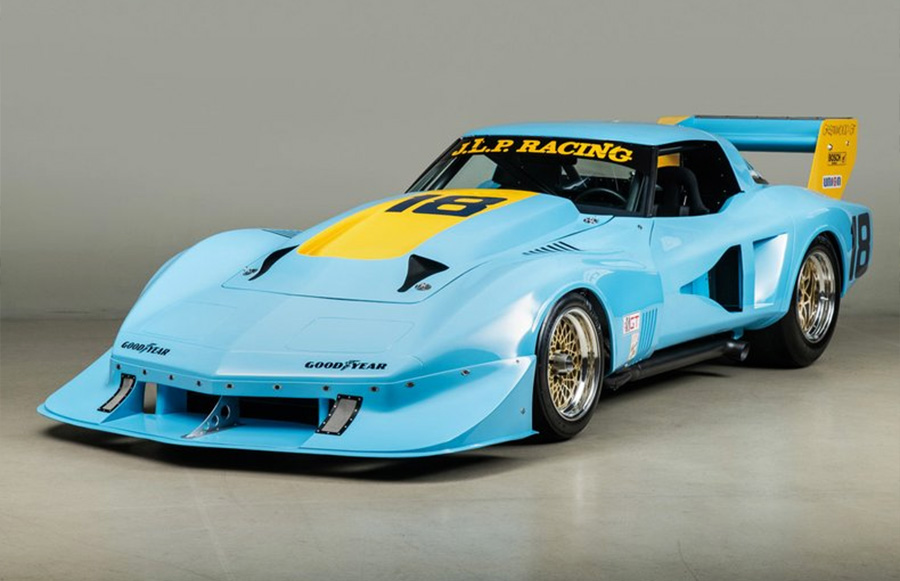 "1977 Chevrolet Corvette IMSA ""SuperVette"" for sale"