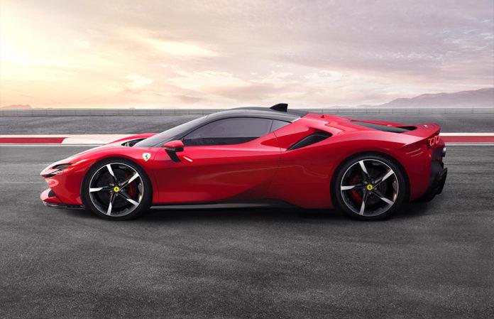 Ferrari SF90 Stradale 1