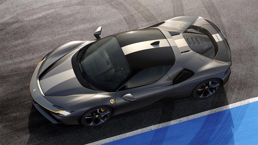 Ferrari SF90 Stradale 8