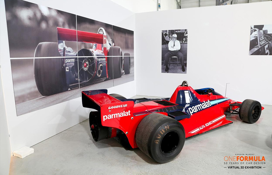 Gordon Murray Virtual Exhibition