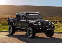 Hennessey Maximus 1000 Jeep Gladiator 1