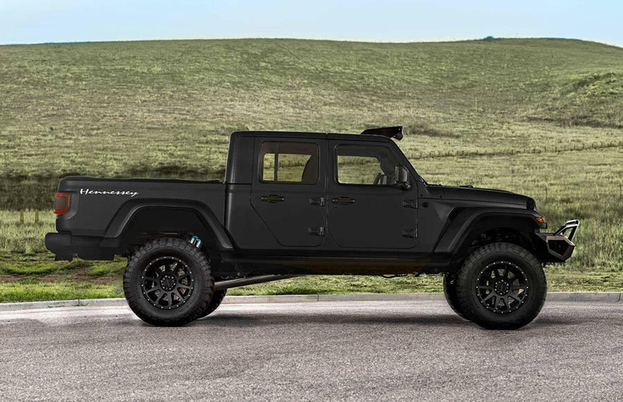 Hennessey Maximus 1000 Jeep Gladiator 1