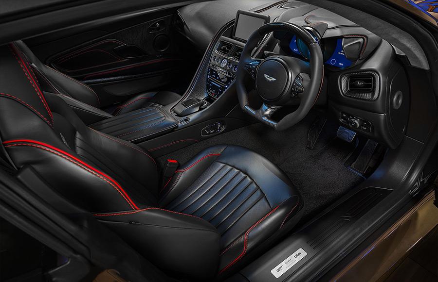 James Bond Aston Martin DBS Superleggera special edition