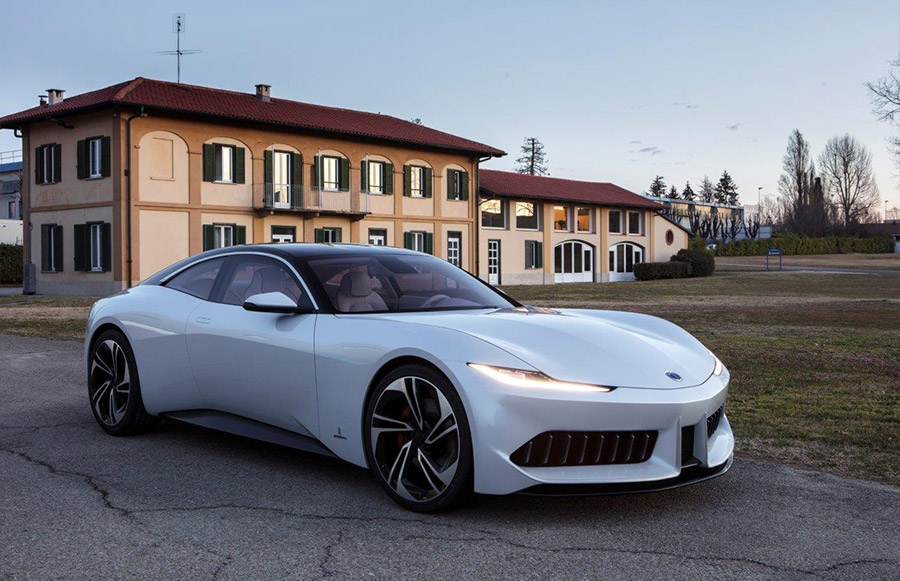 Karma GT by Pininfarina 1