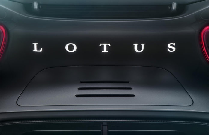 Lotus Type 130 Electric Hypercar