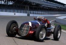 Maserati 8CTF Indianapolis 1939 winner 1
