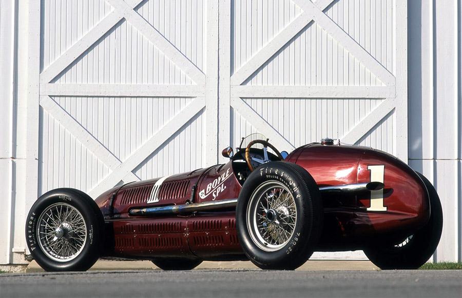Maserati 8CTF Indianapolis 1939 winner 3
