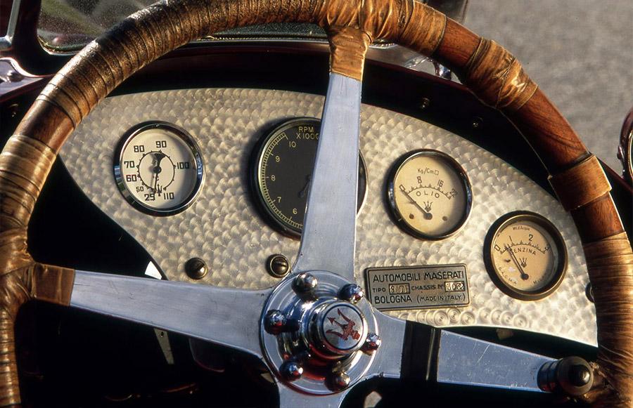 Maserati 8CTF Indianapolis 1939 winner 7