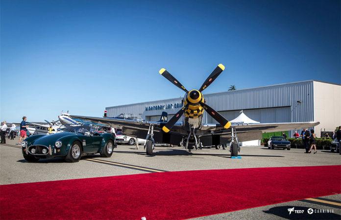 McCalls Motorworks Revival Monterey Car Week