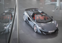 McLaren Automotive Celebrates Building 20,000th Car