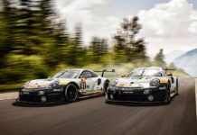 Porsche 911 RSR Le Mans Liveries 1