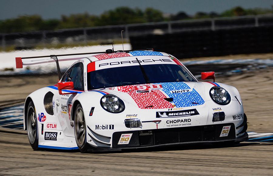 Porsche 911 RSR Le Mans Liveries 3