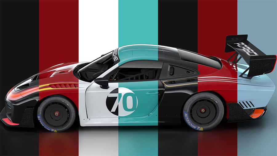 Porsche 935 Custom Liveries