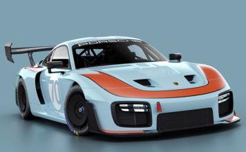 Porsche 935 Custom Liveries