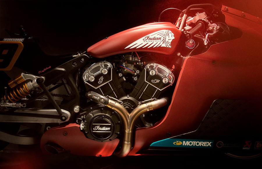 Randy Mamola To Race IndianxWorkhorse Sprint Racer