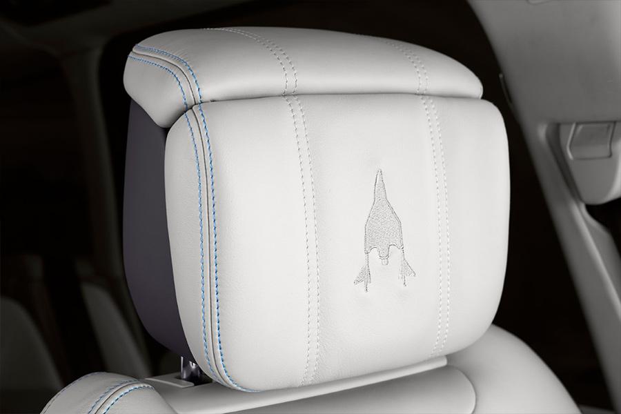 Virgin Galactic Range Rover Astronaut Edition
