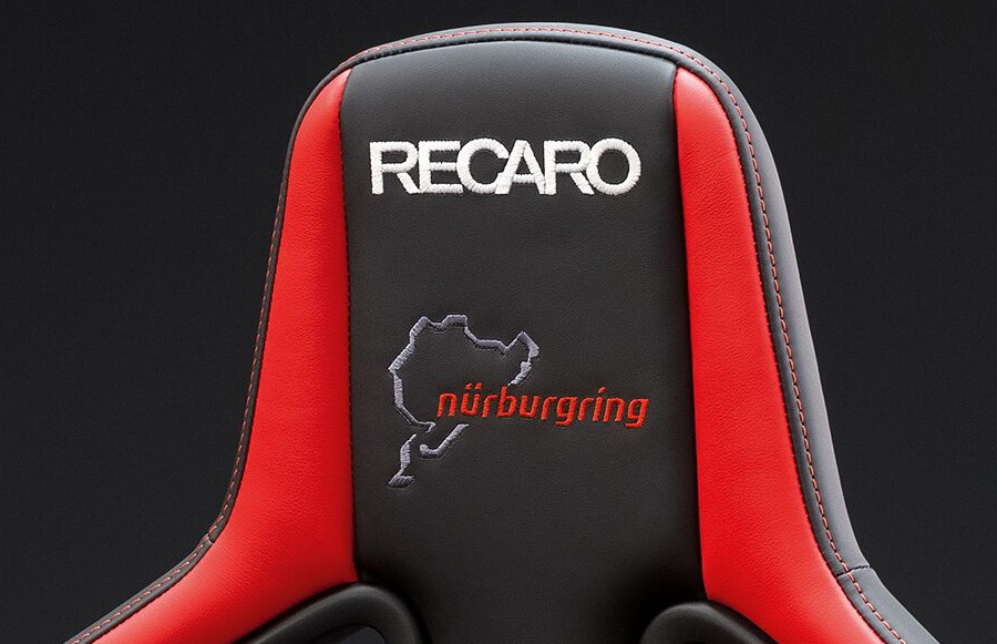 Recaro Sportster Cs Pays Homage To Nurburgring With All New Sports Seat
