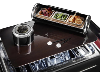 Rolls-Royce Champagne Chest