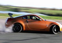 Track Days Drifting