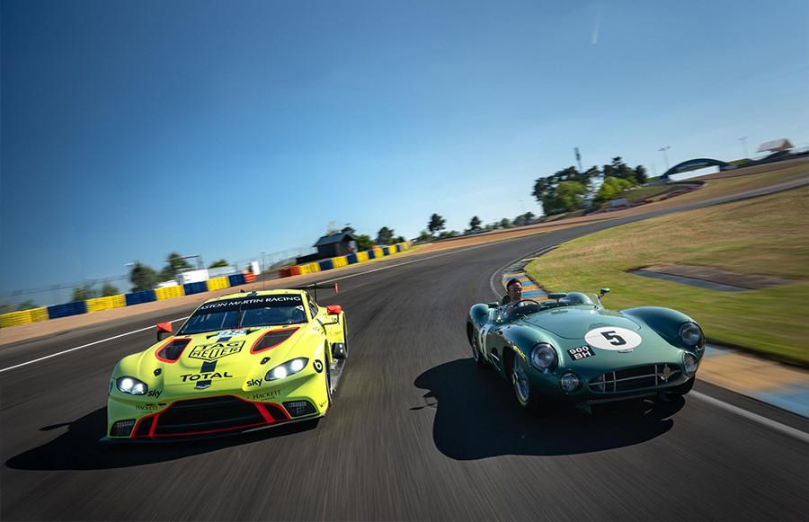 2019 Aston Martin Le Mans Preview 1