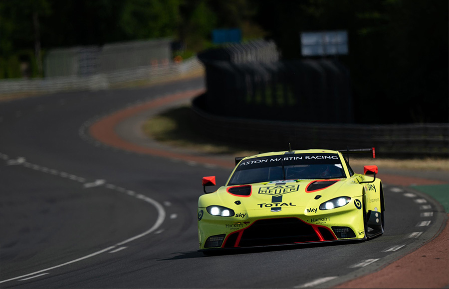 2019 Aston Martin Le Mans Preview 3