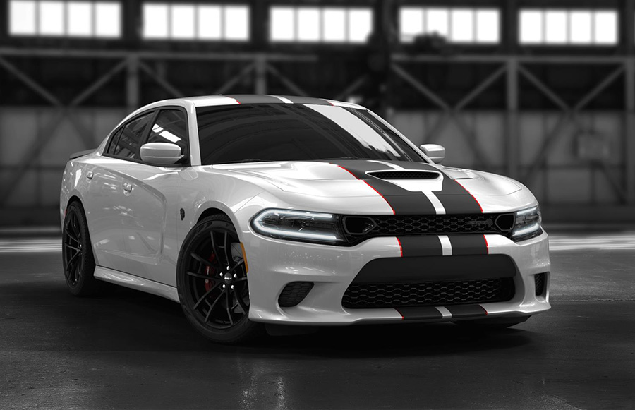 2019 Dodge Charger SRT Hellcat Octane Edition 2
