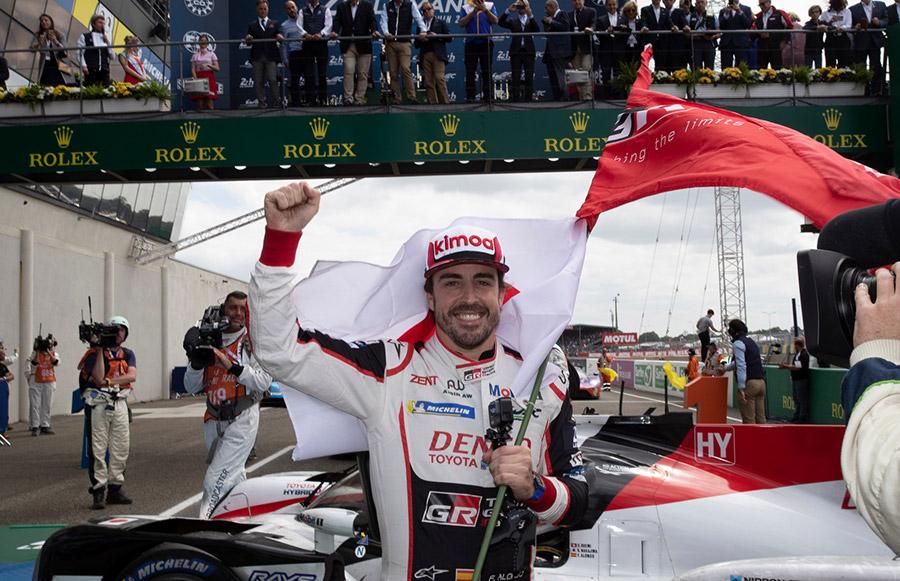 2019 Rolex 24 Hours of Le Mans Champions 16