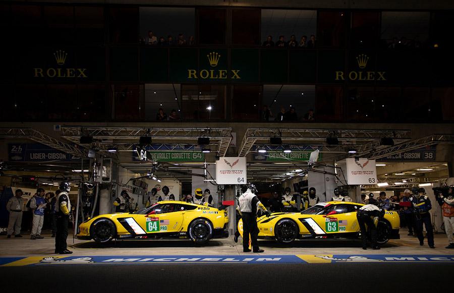 2019 Rolex 24 Hours of Le Mans Champions 1 2