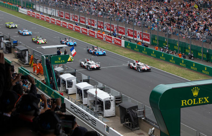 2019 Rolex 24 Hours of Le Mans Champions 3