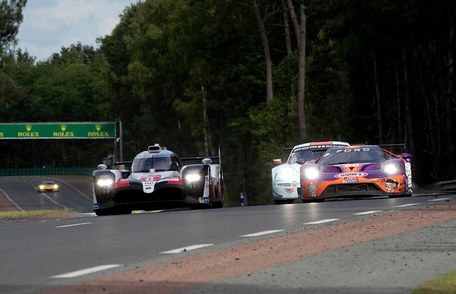 2019 Rolex 24 Hours of Le Mans Champions 6