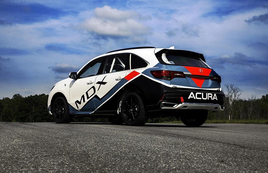 Acura Pikes Peak International Hill Climb Entries 4