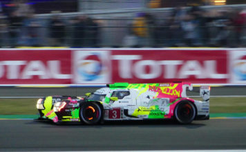 Advanced Casted Engines at 24 Hours of Le Mans 1