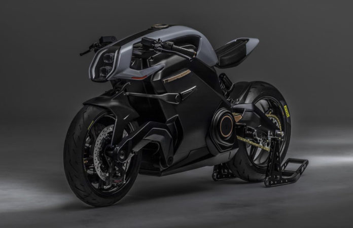 Arc Vector Electric Motorcycle Production 1
