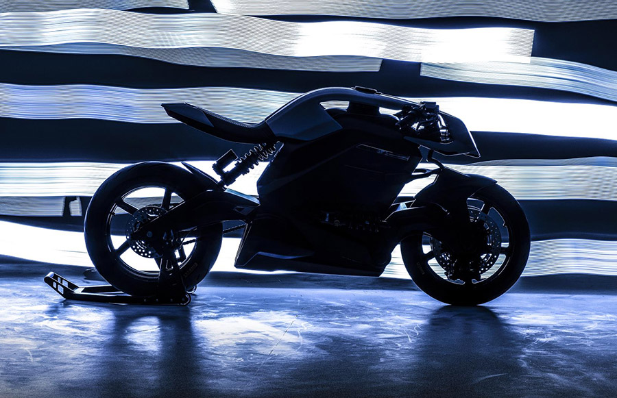 Arc Vector Electric Motorcycle Production 2