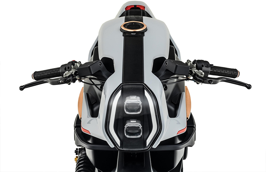 Arc Vector Electric Motorcycle Production 5