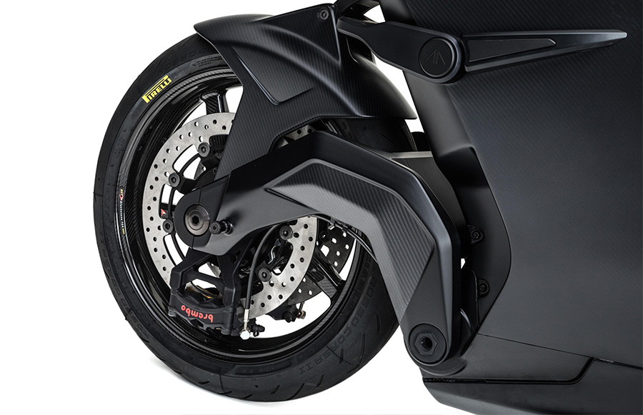 Arc Vector Electric Motorcycle Production 6