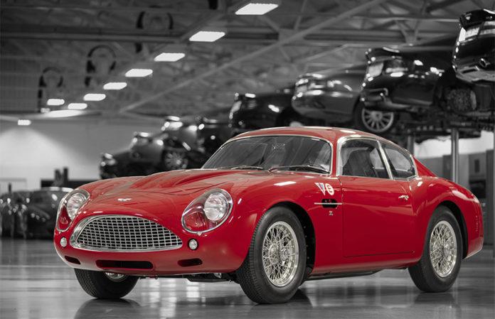 Aston Martin DB4 GT Zagato Continuation 1