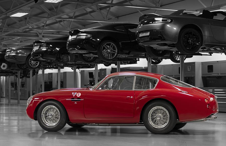 Aston Martin DB4 GT Zagato Continuation 2