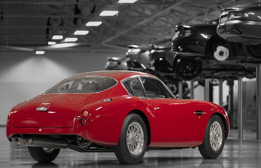 Aston Martin DB4 GT Zagato Continuation 3