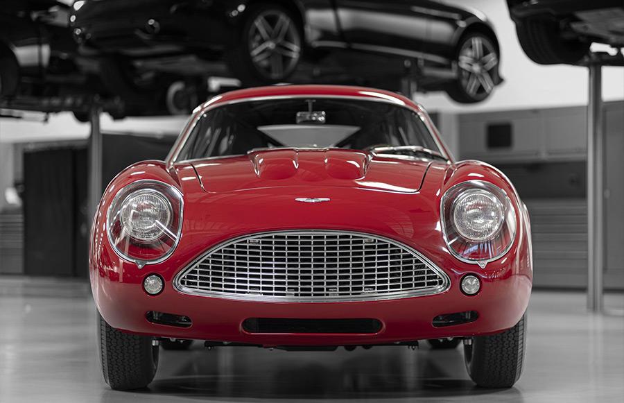 Aston Martin DB4 GT Zagato Continuation 4