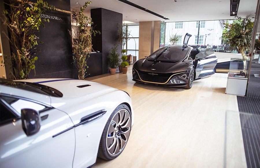 Aston Martin Lagonda 6