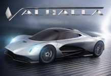 Aston Martin Valhalla Named