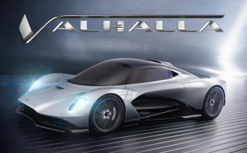 Aston Martin Valhalla Named