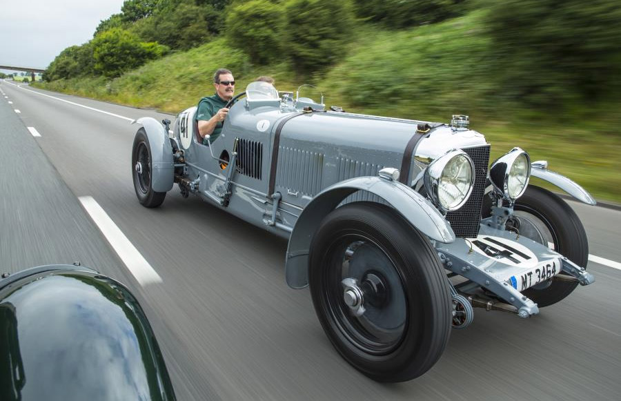 Bentley at Concours of Elegance 2