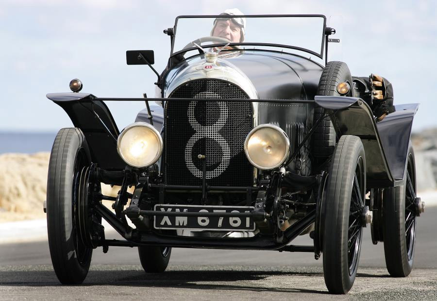 Bentley at Concours of Elegance 4