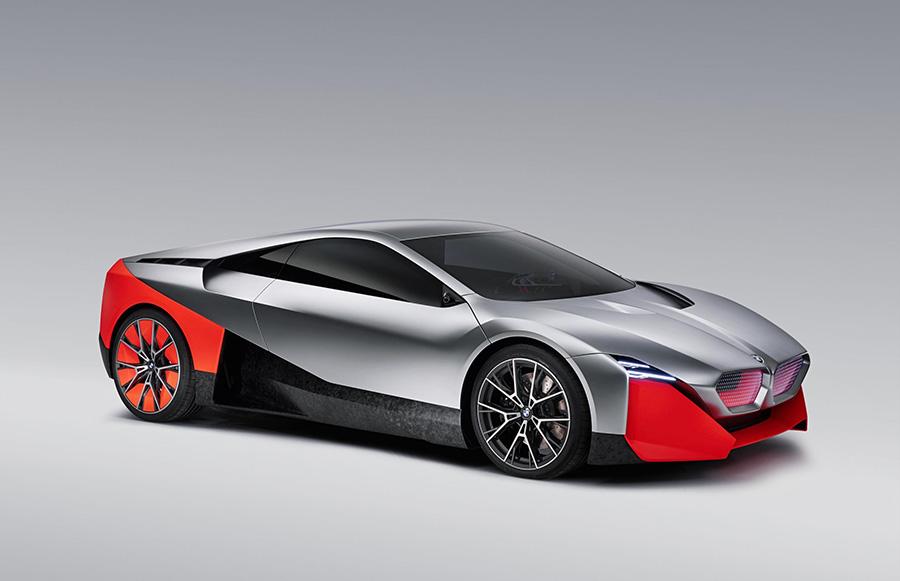 BMW Vision M NEXT 2