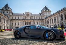 Bugatti at the Turin Auto Show 2