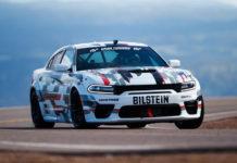 Dodge Charger SRT Hellcat Widebody Pikes Peak 1