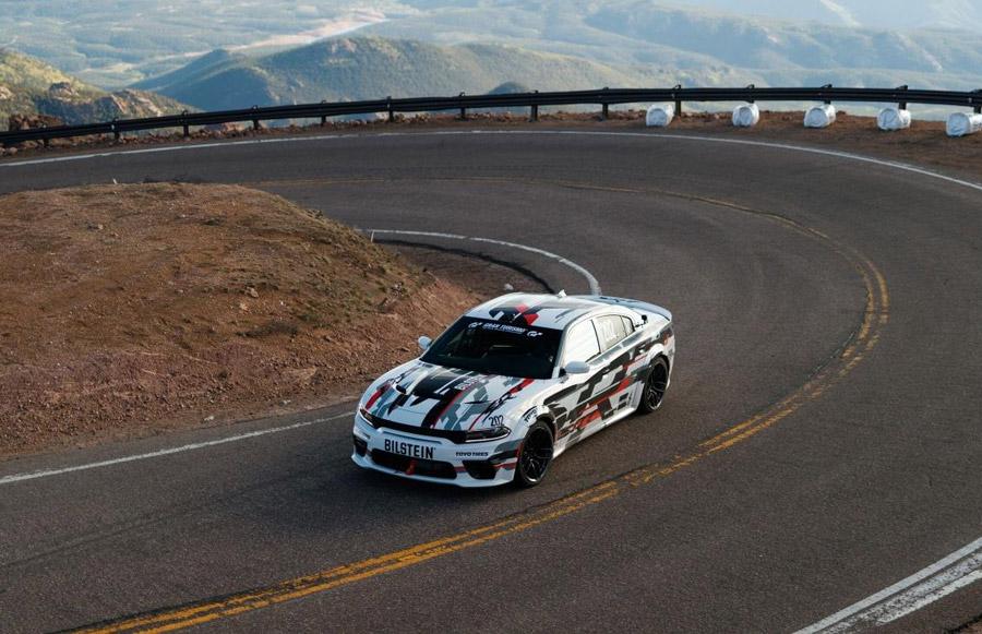 Dodge Charger SRT Hellcat Widebody Pikes Peak 5